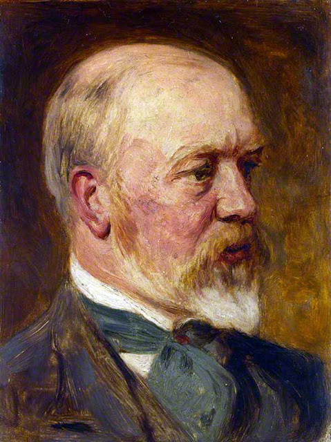 John Pettie, Self Portrait, Portraits of Painters, Fine arts