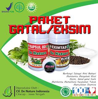 Obat Gatal Herbal Alami pada Kulit karena Jamur