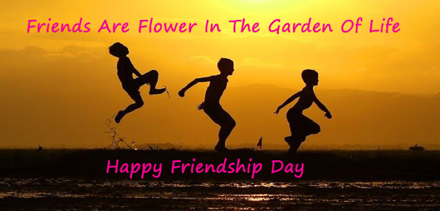Happy Friendship Day 2017 Greetings, Messages & Sms Hindi, English, Friends, Whatsapp, FB