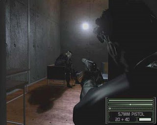 Tom Clancy's Splinter Cell: Chaos Theory (PS2) 2005