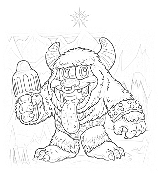 Coloring Pages Crate Creatures Coloring Pages Free And Downloadable