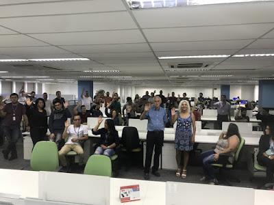 Renovação do acordo de PLR é garantido para trabalhadores da Hitss do Brasil