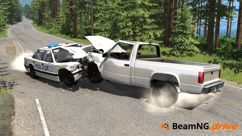 BeamNG Drive Download Poster