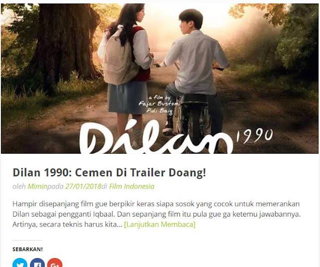 review film favoritmu
