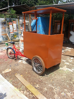 sepeda keliling