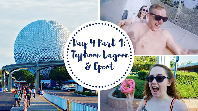Typhoon Lagoon and Epcot