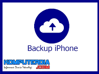 3 Cara Backup iPhone Paling Mudah