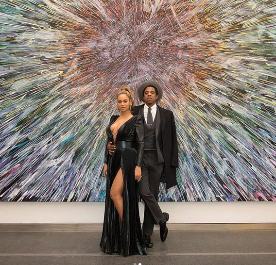 Beyonce-Jay-Z-Roc-Nation-Brunch-Clive-Davis-Pre-Grammy-party-1