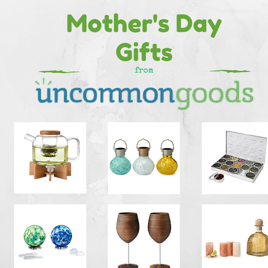 Mother's Day Gift Ideas from UncommonGoods