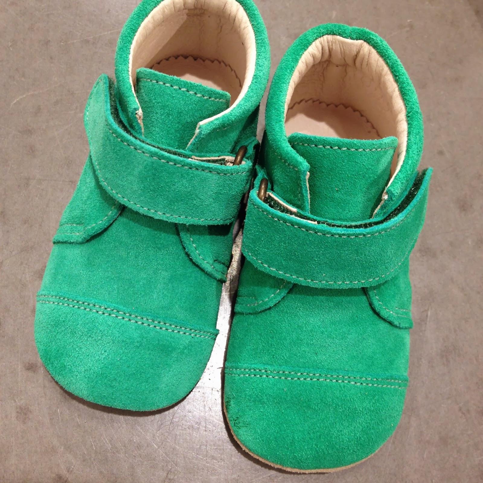 c6c6bbc0 Barna i gata: Lekre sko fra Petit Nord