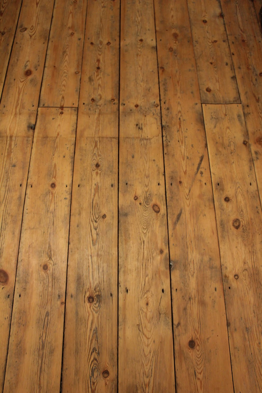 Rustic Characterful Floorboards