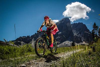 Mountainbike Etappenrennen Österreich Italien