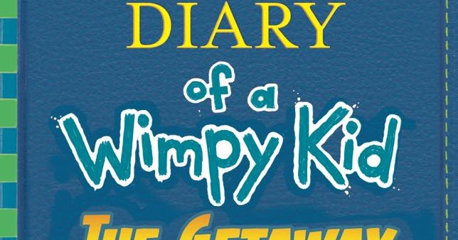 Jeff Kinney's Diary Of A Wimpy Kid Book 12 Gets Official Title ...