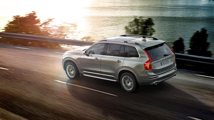 Wallpaper 4: Volvo XC90 2015