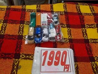トミカセット 1990円 ダンプ 救急車