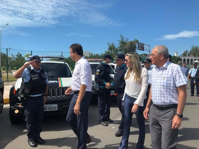 Segurança: Mucambo receberá uma nova viatura da PM