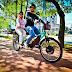 Shimano Fest promove pedal inclusivo para deficientes visuais