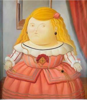 Depois de Velázquez - Fernando Botero e suas pinturas ~ O pintor das figuras volumosas