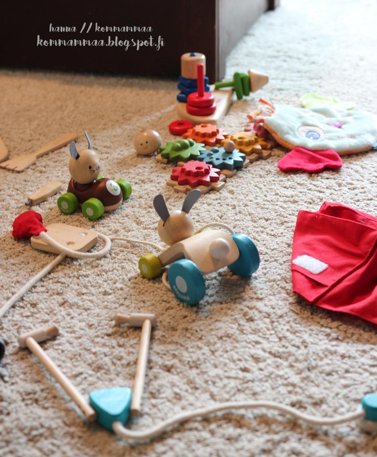 leikkien lelukutsut kotikutsut lasten lelut kehittäviä leluja suomalainen