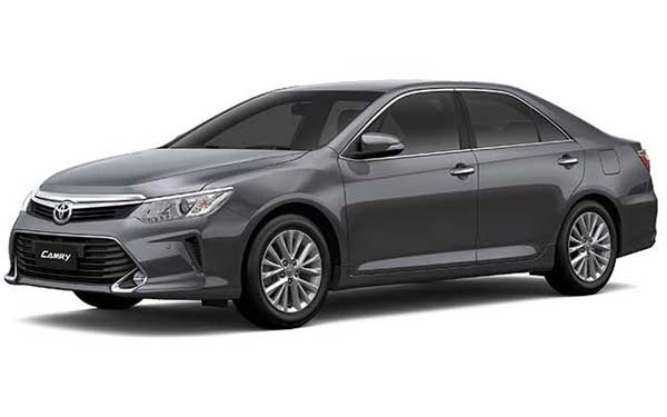 New Toyota Camry - Dark Grey Metallic