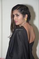 Pavani Reddy in Black Saree Sleeveless Choli ~  Exclusive 23.JPG