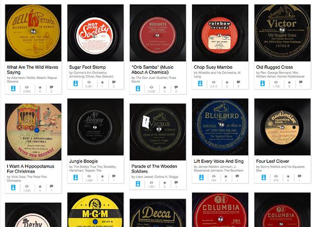 Philips digitalizza oltre 25.000 dischi 78 giri scaricabili gratis