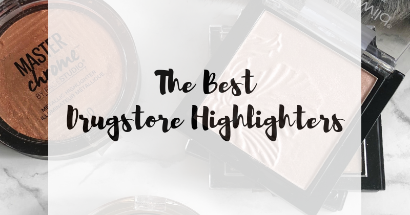 Alexandra Quinlann: | The Best Drugstore Highlighters | My Favorite Highlighters Under $10! |