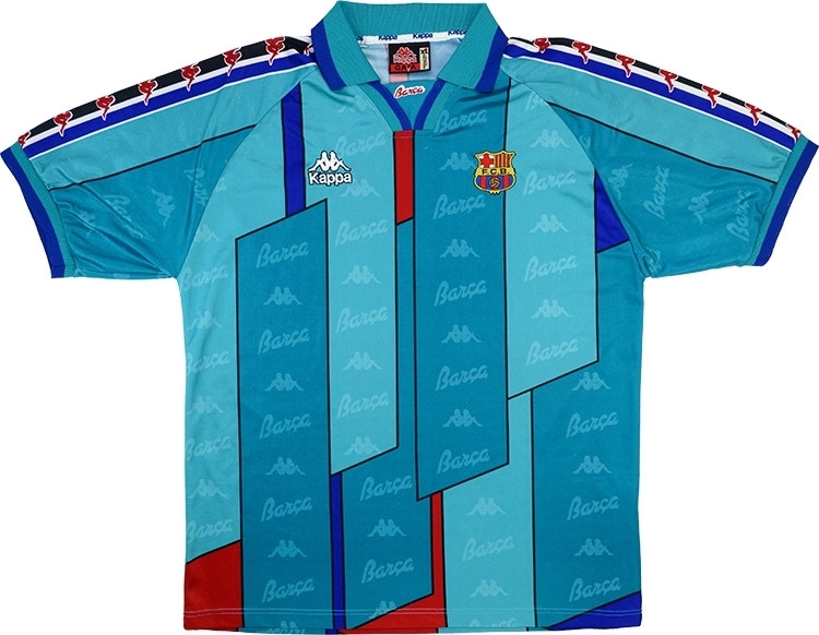 brand new 8b9a2 03eec FC Barcelona 19-20 Home, Away and Third Kits Details Leaked ...