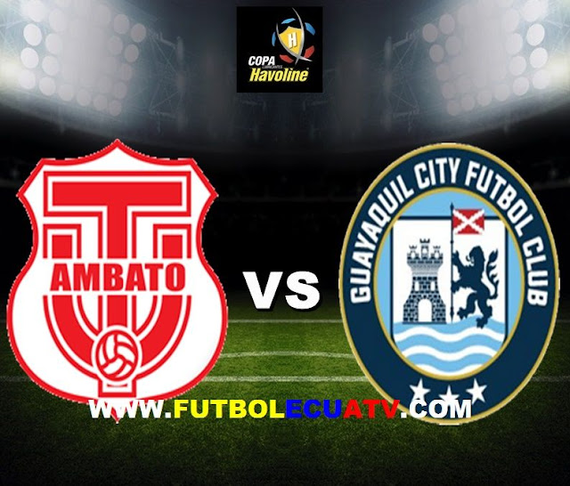 Técnico Universitario recibe a Guayaquil City en vivo desde las 12:30 horario local a disputarse en el reducto Bellavista de Ambato, por la jornada siete del campeonato ecuatoriano siendo el árbitro principal Diego Lara León con transmisión del canal oficial GolTV.