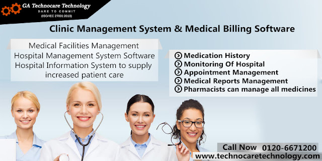 Hospital & Clinic Management System Software