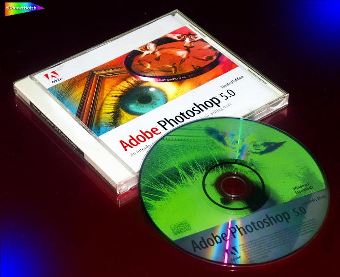 Photoshop installation CD