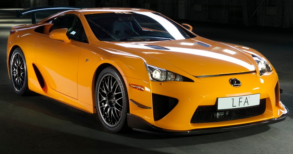 Lexus Boss Wants To Be A Successor Of The LFA, But Not Only Be Excited