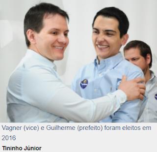 Tribunal Regional Eleitoral nega recurso contra Guilherme e Vagner (O Diário de Barretos)