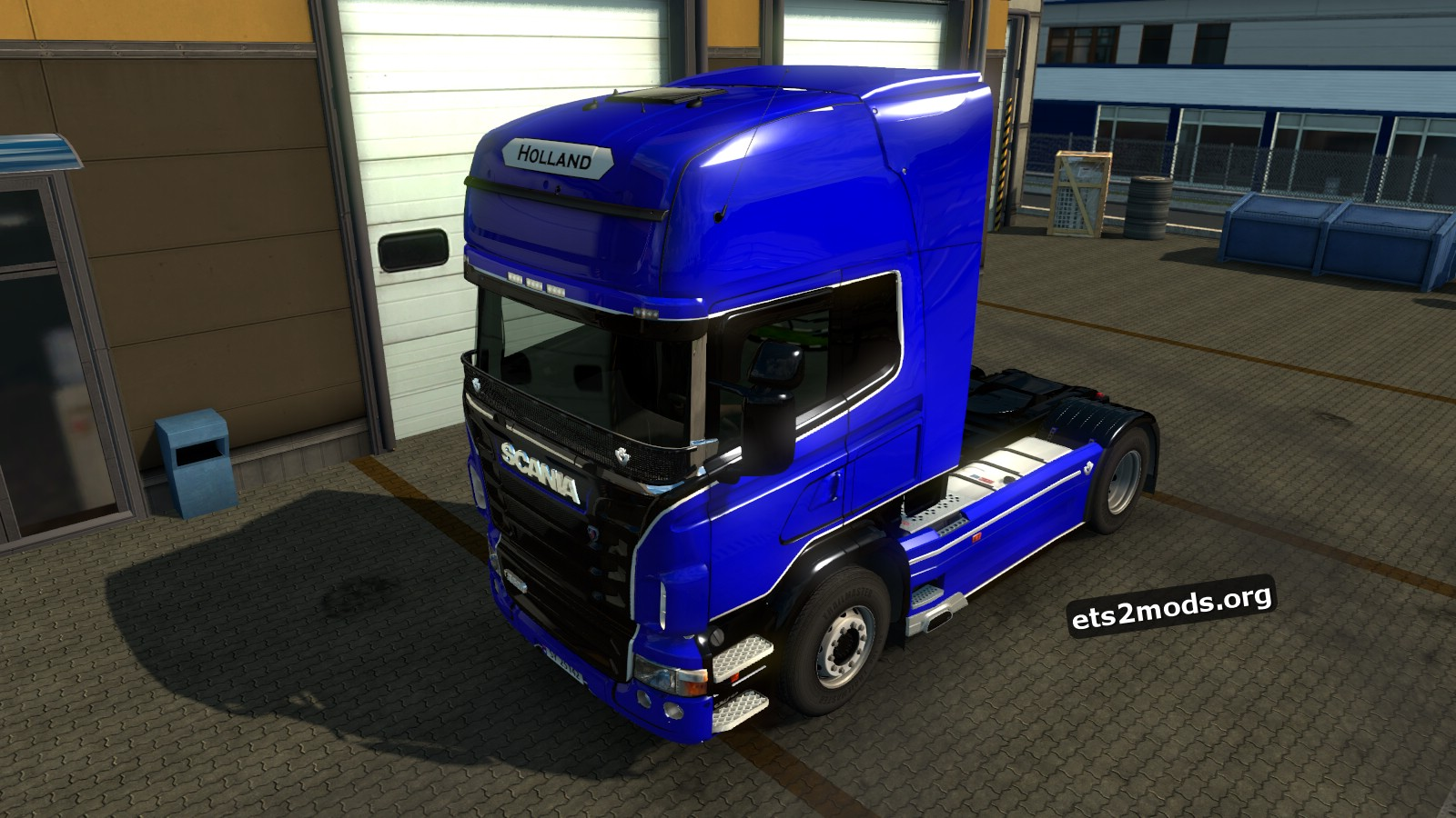Holland Skin for Scania RJL