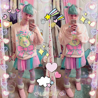 mintyfrills kawaii fairy kei sweet cute harajuku
