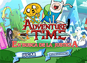 juegos de hora de aventura en busca de la justicia