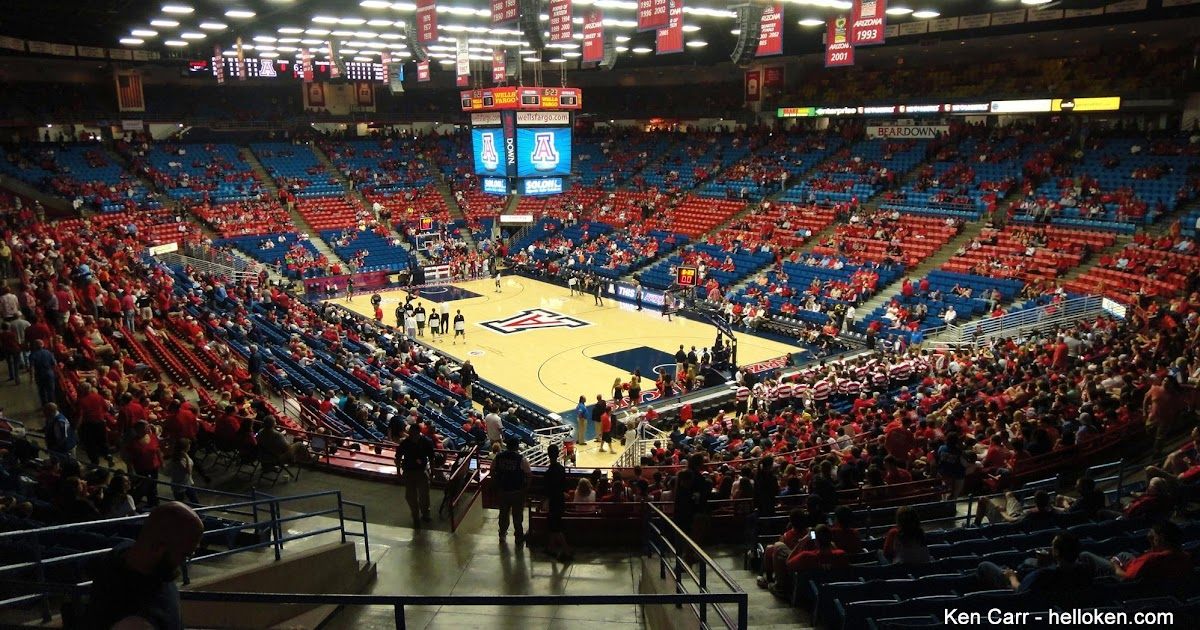 Helloken Com Arizona Basketball Vs Humboldt State