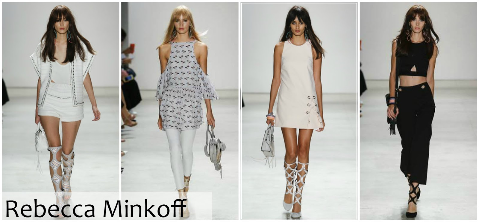 Rebecca Minkoff runway fashion