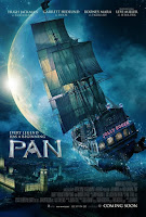 pan and neverland,潘恩航向夢幻島