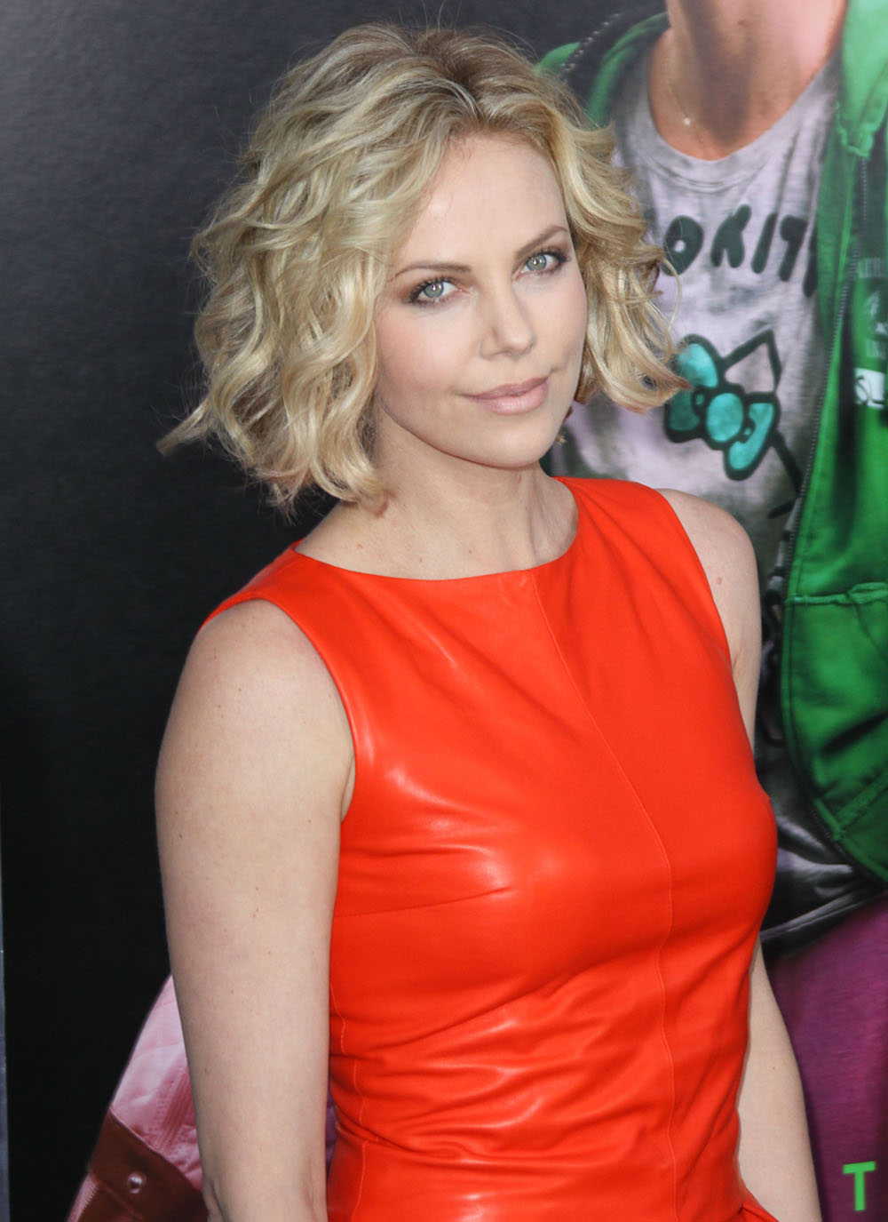 Charlize Theron Proves Her Hotness In Style With An Orange