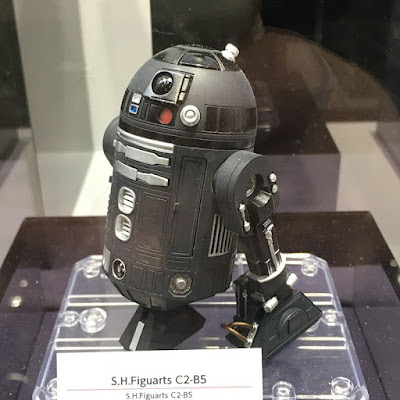 S.H.Figuarts Star Wars Droid C2-B5