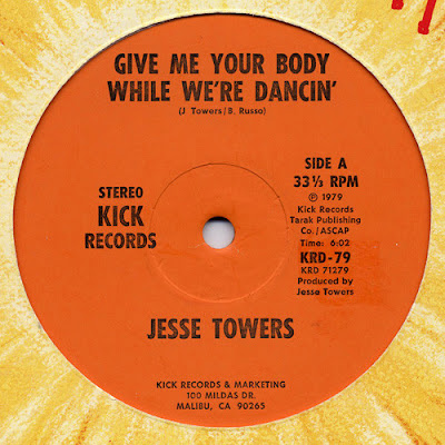 Jesse Towers Give Me Your Body While Were Dancin