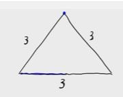 6.Área de un triángulo equilátero (versión rápida)