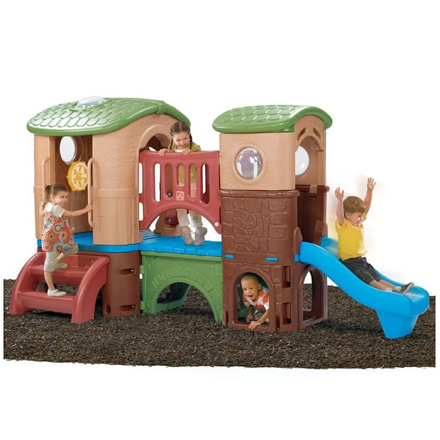 Plastic Indoor Outdoor Playsets & Playhouses Toddlers