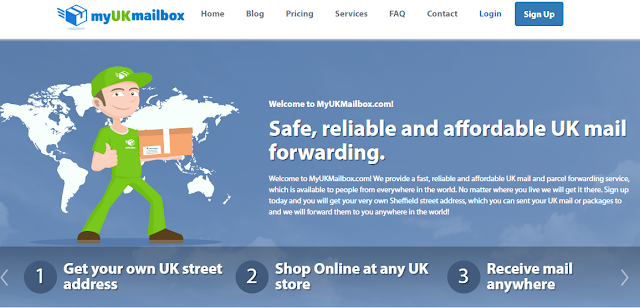 MyUKMailbox Review: Ultimate UK Mail forwarding service
