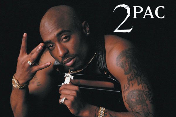 Today is 20 years since 2pac Shakur died
