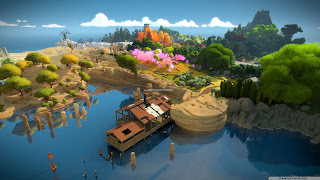 The Witness Classic HD Wallpaper 1920x1080
