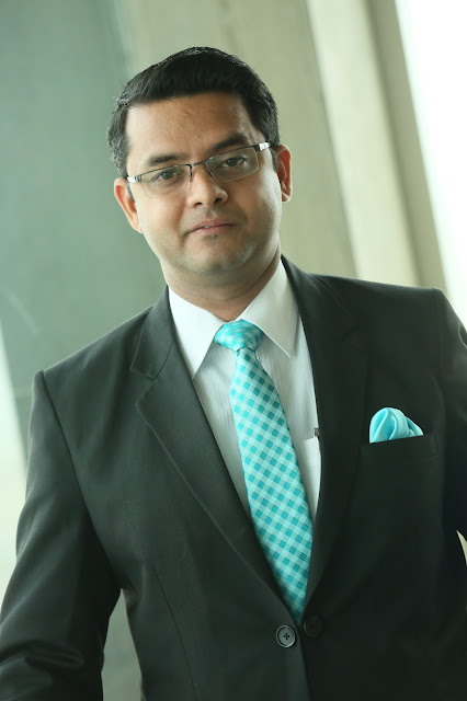 Vikram Singh appointed as Director of Sales for Fairfield by Marriott, Lucknow