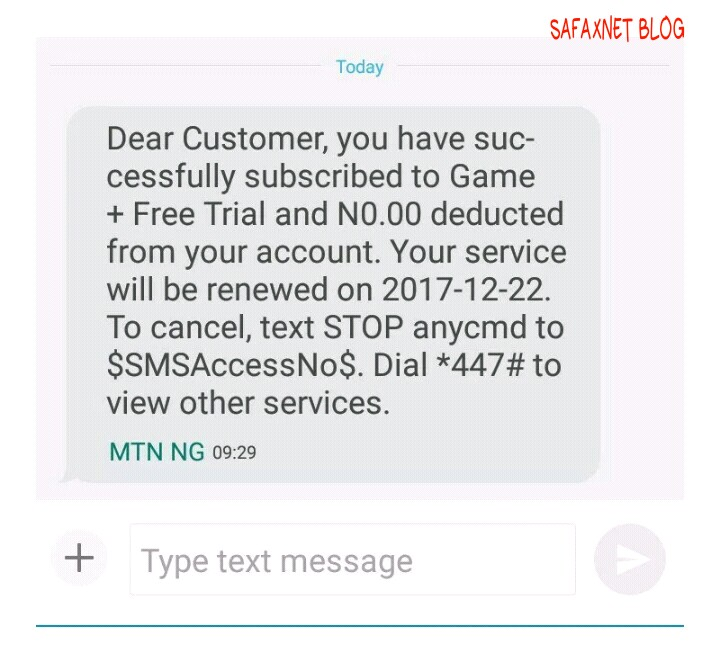 How To Get Free 150MB And More Data On MTN Xmas Bonus