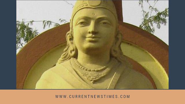 Chandragupta Maurya STATUE